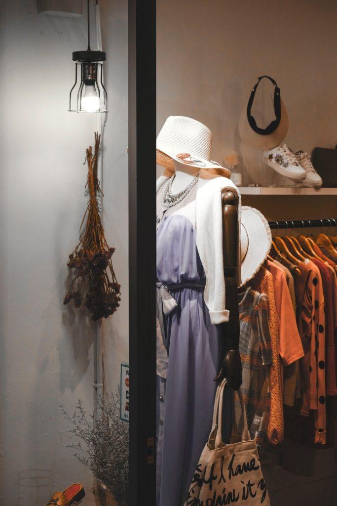 Ocho Consejos Para Decorar Tu Tienda De Moda